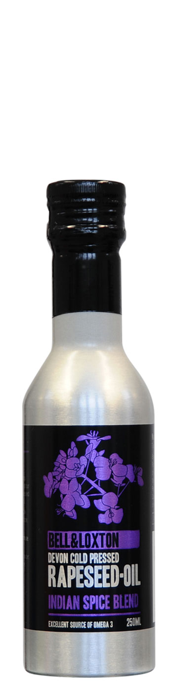 Bell & Loxton Indian Spice Cold Pressed Rapeseed Oil