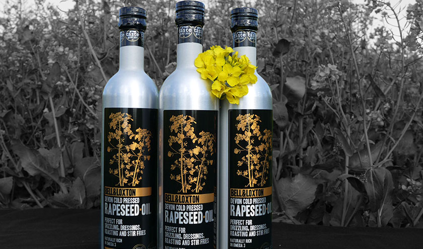 Bell and Loxton Devon Cold Pressed Rapeseed Oil