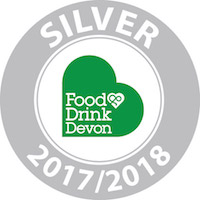 Food and Drink Devon Silver 2018