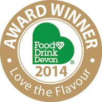 Food and Drink Devon Gold 2014