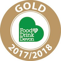 Food and Drink Devon Gold 2018