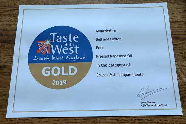 Taste of The West 2019